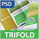 Agriculture Tri-fold Brochure - v006 - GraphicRiver Item for Sale