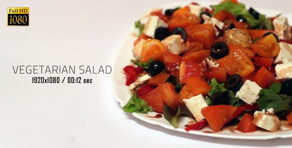 Vegetarian Salad 3