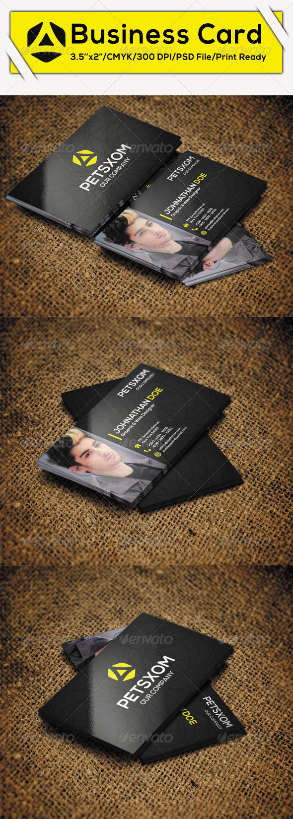 GraphicRiver Creative Business Card 9 8759235