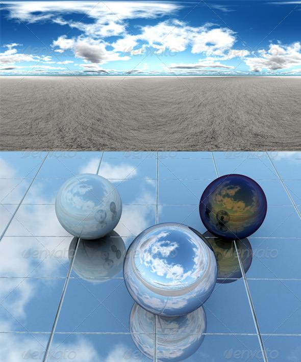 3DOcean Desert 143 8759528
