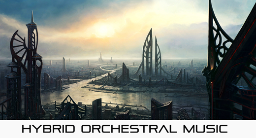 Hybrid Orchestral Music