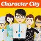 Character City - Explainer Video Toolkit - VideoHive Item for Sale