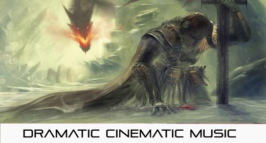 Dramatic Cinematic Music