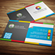 Colorful & Clen Business Card Template - GraphicRiver Item for Sale