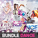 Flyer Bundle Dance Party Vol.1 - GraphicRiver Item for Sale