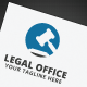 Legal Office Logo - GraphicRiver Item for Sale