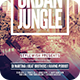 Urban Jungle Flyer - GraphicRiver Item for Sale