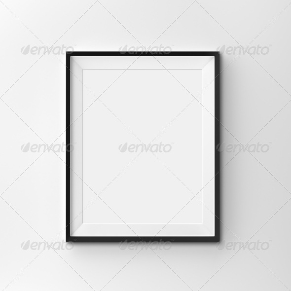 GraphicRiver Blank Frame 8761352