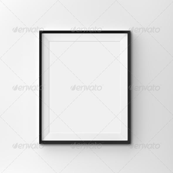 GraphicRiver Blank Frame 8761352