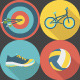 Olympic Sport Icons - GraphicRiver Item for Sale