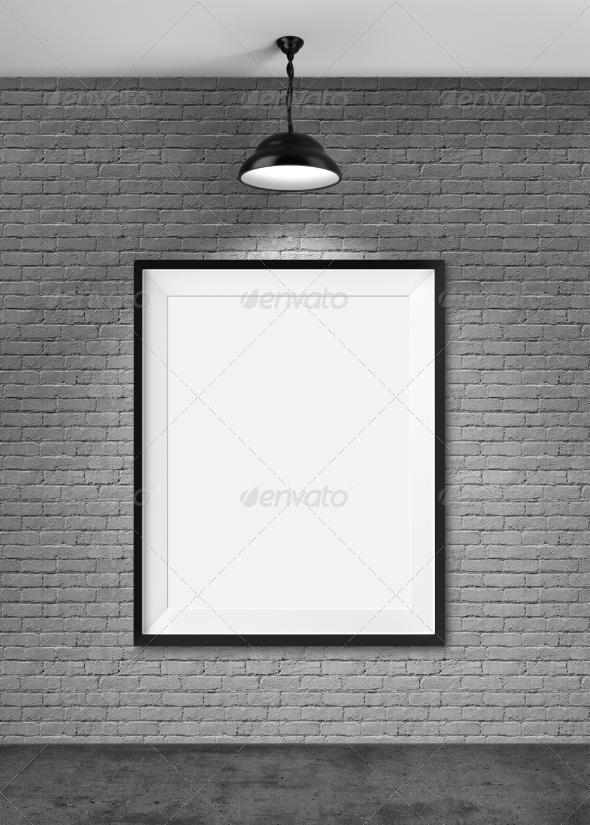 GraphicRiver Blank Frame 8761963