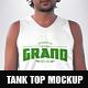 Hipster Tank Top Mockup - GraphicRiver Item for Sale