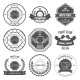 Set of Mixed Martial Arts Labels, Badges - GraphicRiver Item for Sale