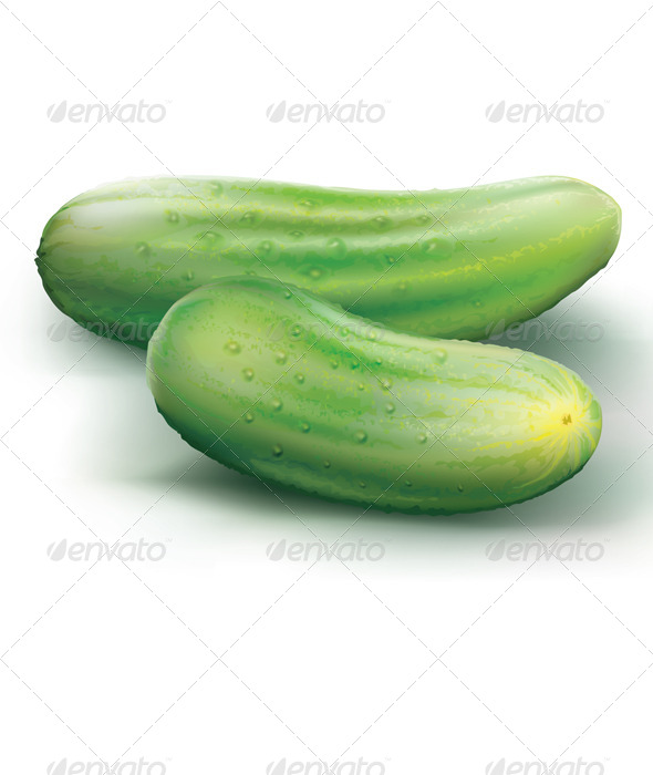 GraphicRiver Cucumbers 8762303