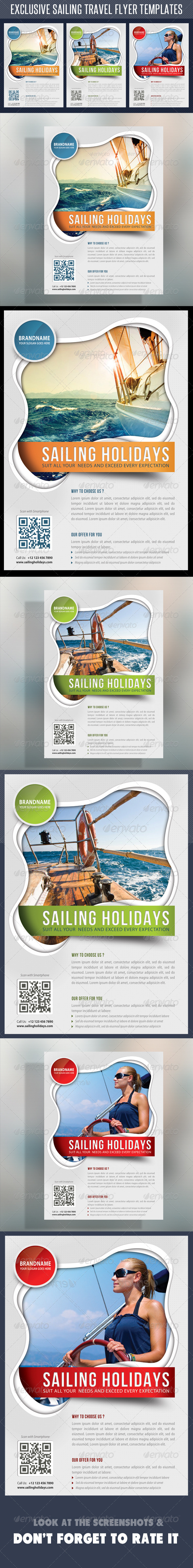 GraphicRiver Corporate Product Flyer 99 8762720