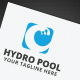 Hydro Pool Logo - GraphicRiver Item for Sale