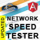 AngularJS Network Speed Tester - CodeCanyon Item for Sale