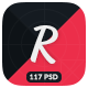 Ranon Mobile App UI Design - GraphicRiver Item for Sale