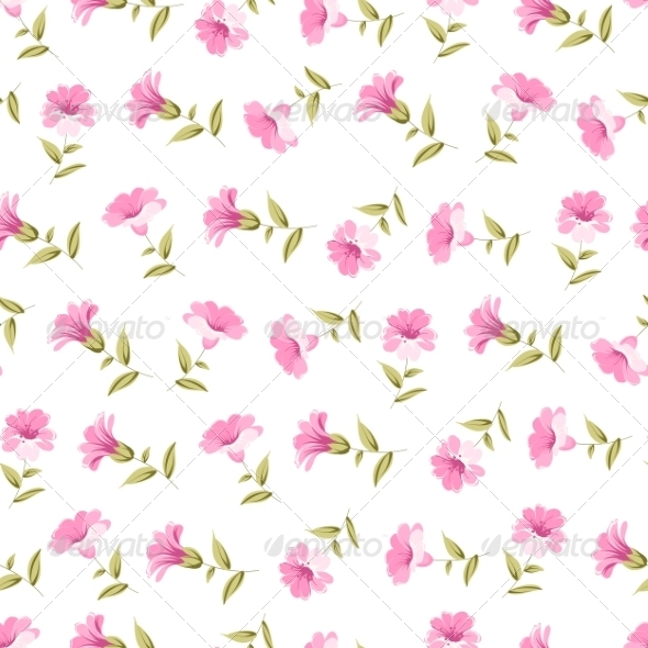 GraphicRiver Vintage Seamless Pattern 8765223