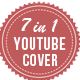Rio 7 in 1 Youtube Background - GraphicRiver Item for Sale