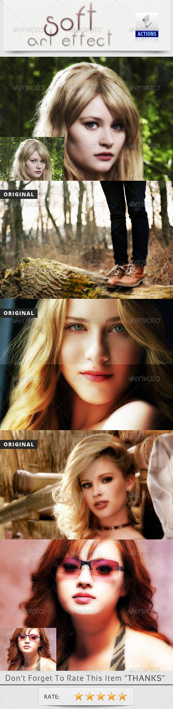 GraphicRiver Soft Art Effect 8765422