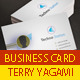 Techno Station Corporate Business Card - GraphicRiver Item for Sale