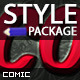 Comic Styles - GraphicRiver Item for Sale