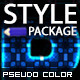 Pseudo Color Styles - GraphicRiver Item for Sale