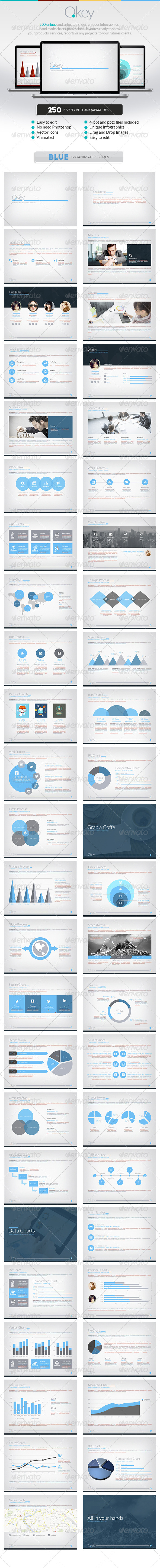 GraphicRiver Okey Powerpoint Presentation 8535925