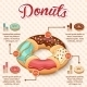 Donut Infographics Set - GraphicRiver Item for Sale