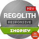 Regolith — Responsive Horizontal Shopify Theme - ThemeForest Item for Sale