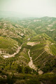 Reforested areas in the mountains, Shanxi Province, China - PhotoDune Item for Sale