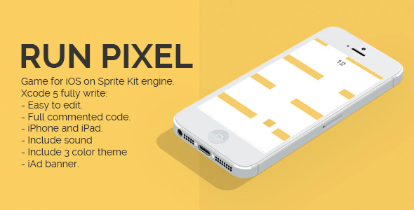 CodeCanyon Run Pixel 8766745