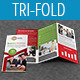 Multipurpose Business Tri-Fold Brochure Vol-27 - GraphicRiver Item for Sale
