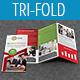 Multipurpose Business Tri-Fold Brochure Vol-27