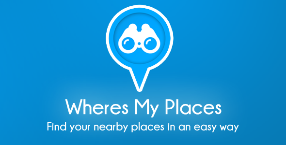 Wheres My Places - CodeCanyon Item for Sale