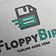 Floppy Bird Logo - GraphicRiver Item for Sale