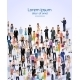 Group of People Poster - GraphicRiver Item for Sale