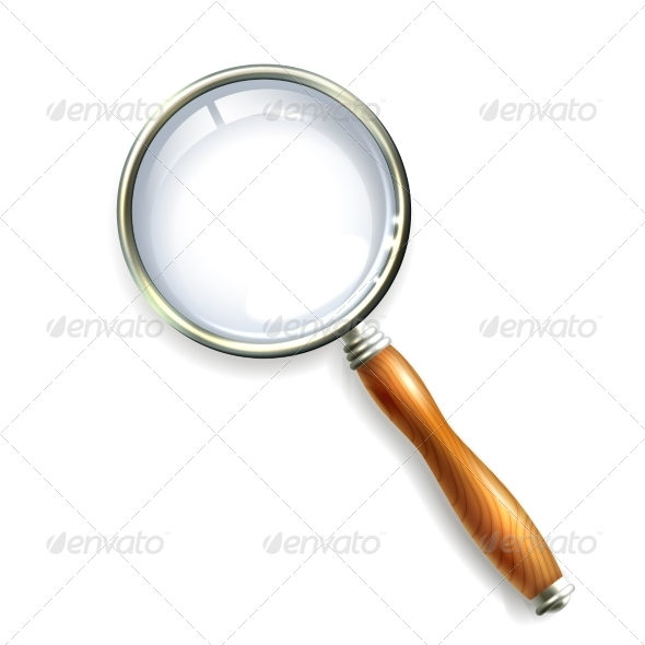 GraphicRiver Magnifying Glass Icon 8767521