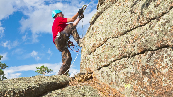 Rock Climber 8