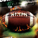 Football Combat Flyer - GraphicRiver Item for Sale