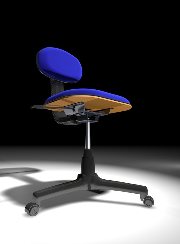 3DOcean Office Chair 8768433