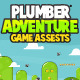 Plumber Adventure Game Assets - GraphicRiver Item for Sale