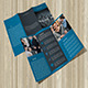 Trifold Corporate Brochure Template
