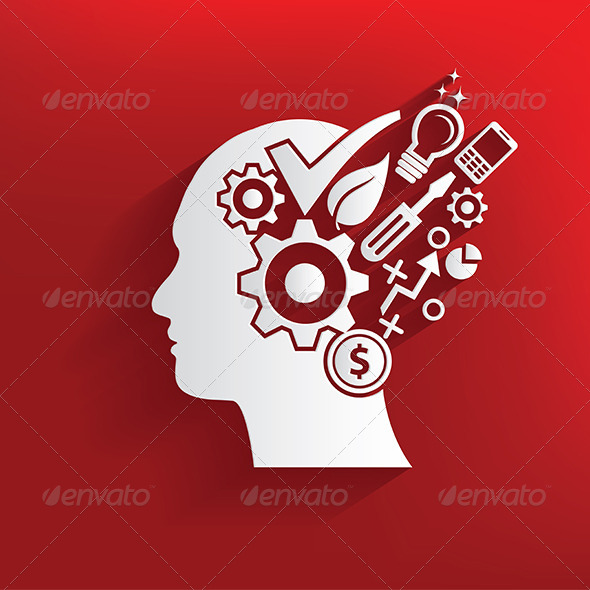 GraphicRiver Brain Storm Design 8769843