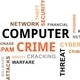 word cloud - computer crime - PhotoDune Item for Sale