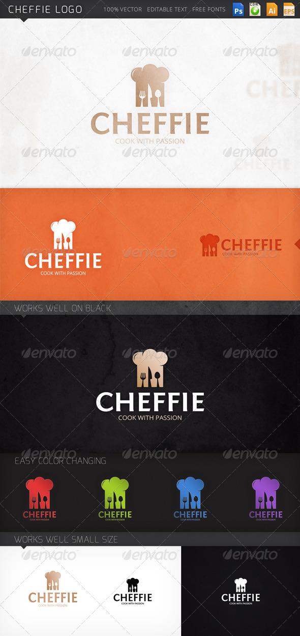 GraphicRiver Cheffie Logo 8770937
