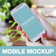 8 Realistic White Smartphone Mockup on Holidays - GraphicRiver Item for Sale