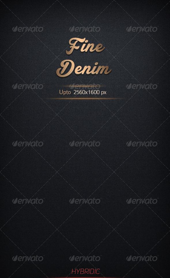 GraphicRiver Fine Denim 8771401