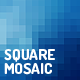 Square Mosaic Backgrounds - GraphicRiver Item for Sale